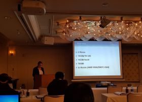 TrisKem International/Eichrom Technologies/Hidex Anwendertreffen in Tokyo