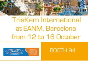 TrisKem at EANM 2019 in Barcelona!