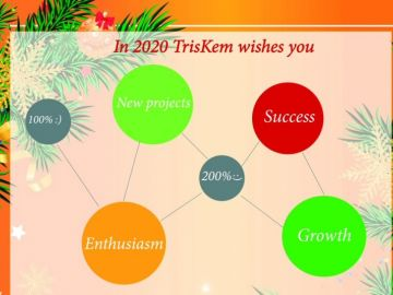 Seasons Greetings from your Triskem Team https://t.co/mx4Npc2AgN